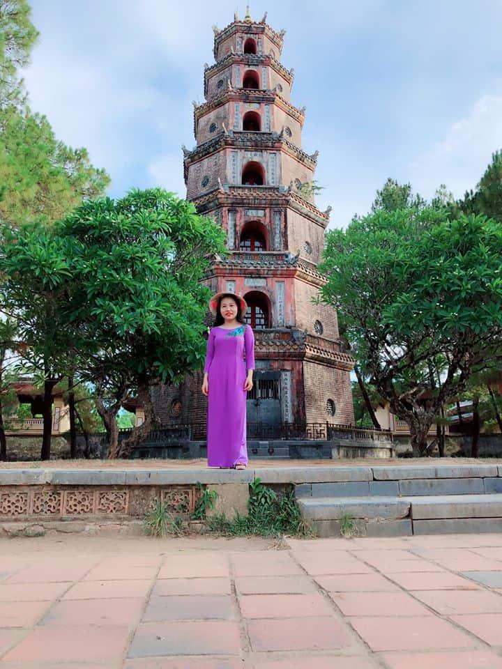 Chùa Thiên Mụ ngôi chùa với lịch sử lâu đời bên bờ sông Hương thơ mộng