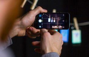 Cách chụp ảnh đẹp bằng điện thoại iphone