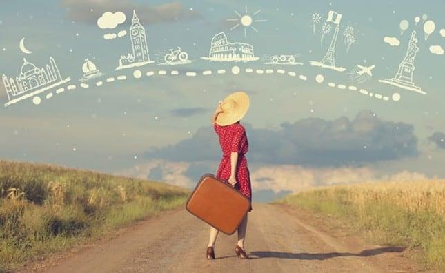 Một chuyến du lịch ngẫu hứng quyết định bất chợt rất khó để tiết kiệm tối đa chi phí
