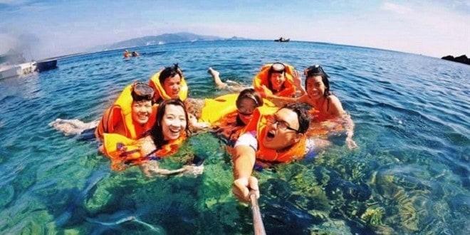 Đến Kỳ Co tắm biển ngắm san hô giải nhiệt mùa hè