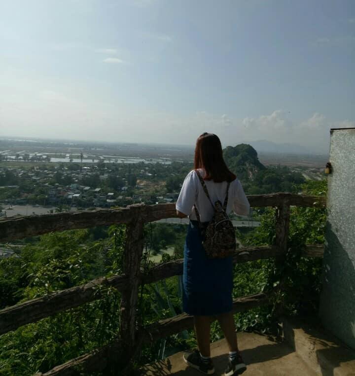 Ngắm toàn cảnh Đà Nẵng từ núi Ngũ Hành Sơn