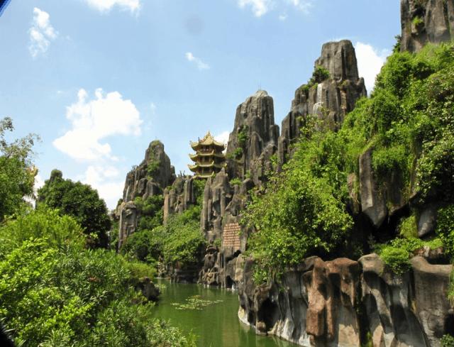 Núi Ngũ Hành Sơn Đà Nẵng - địa điểm du lịch tâm linh