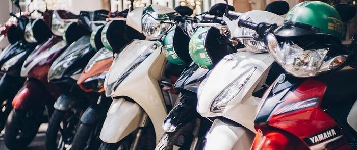 Thuê xe máy, chủ động hơn trong những chuyến đi vi vu khám phá