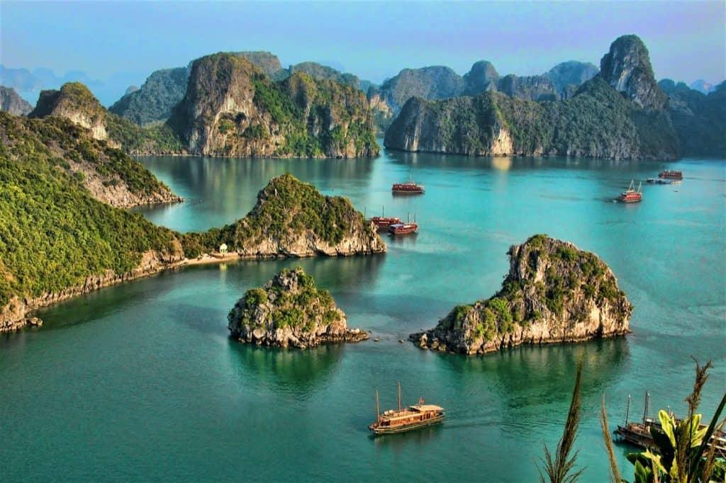 Vịnh Hạ Long: Khám phá du lịch, văn hóa & ẩm thực