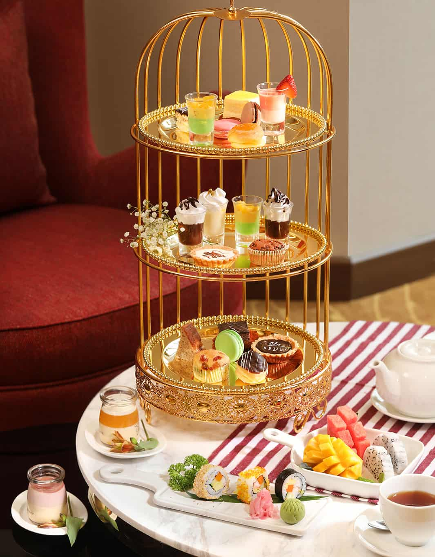 Những món ăn nhẹ với hương sắc ngọt ngào sẽ khiến cho buổi trà chiều thêm vẹn toàn hơn