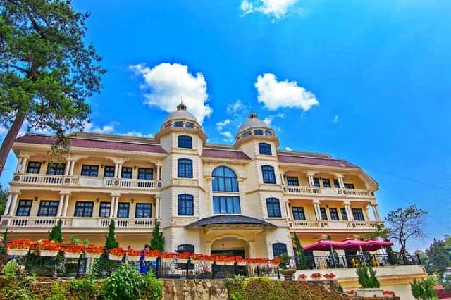 Review chi tiết Lacasa Sapa Hotel