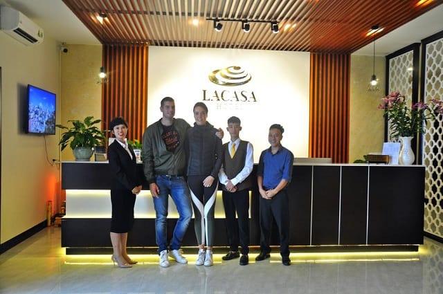 Chất lượng dịch vụ tại Lacasa Sapa Hotel luôn được đặt lên hàng đầu