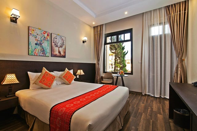 Standard Double Room (tầng trệt)