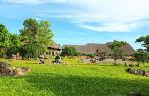 Review Cúc Phương Resort – Không gian giải nhiệt lý tưởng cho mùa hè