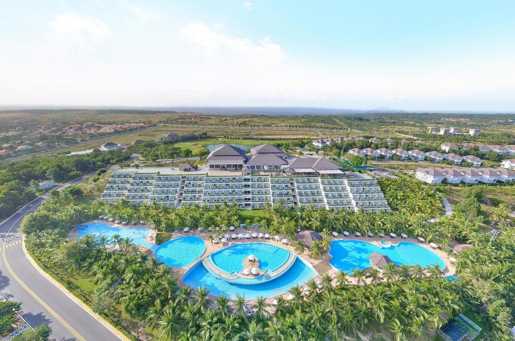 Sea Links Beach Resort & Golf với ý tưởng thiết kế từ ruộng bậc thang độc đáo