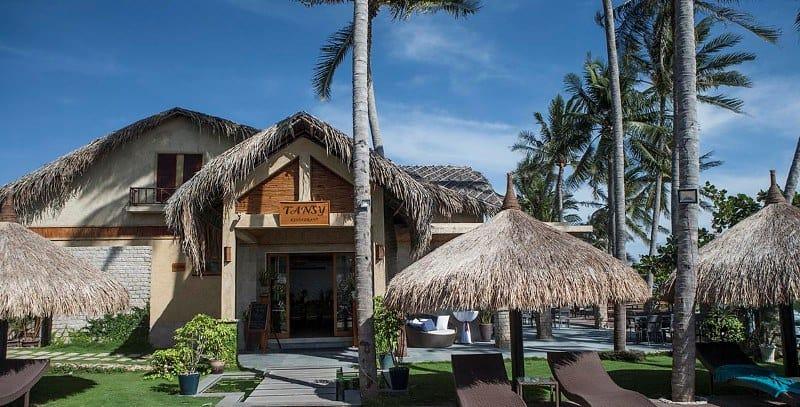 Aroma Beach Resort & Spa mang lại nhiều sự lựa chọn về lưu trú cho khách hàng. Hình: Aroma Beach Resort & Spa