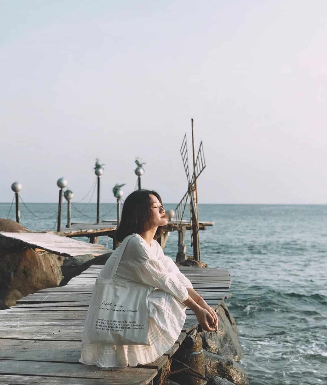 Những chiếc cầu gỗ cho bức hình của bạn thêm xinh. Hình: @nininana225