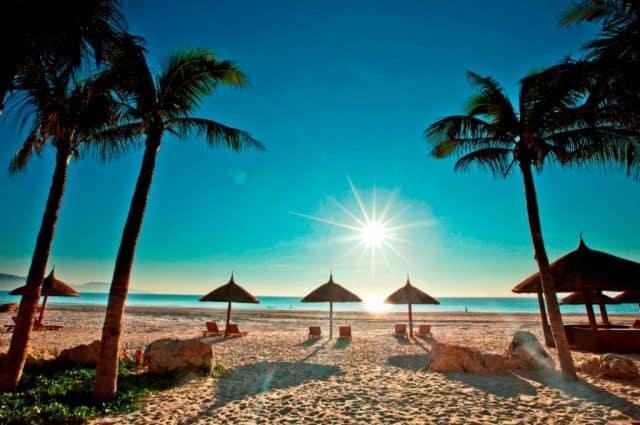 Đà Nẵng là nơi hội tụ những bãi biển đẹp