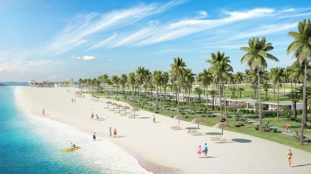 Biển Sầm Sơn địa điểm vui chơi lý tưởng cho cả nhà