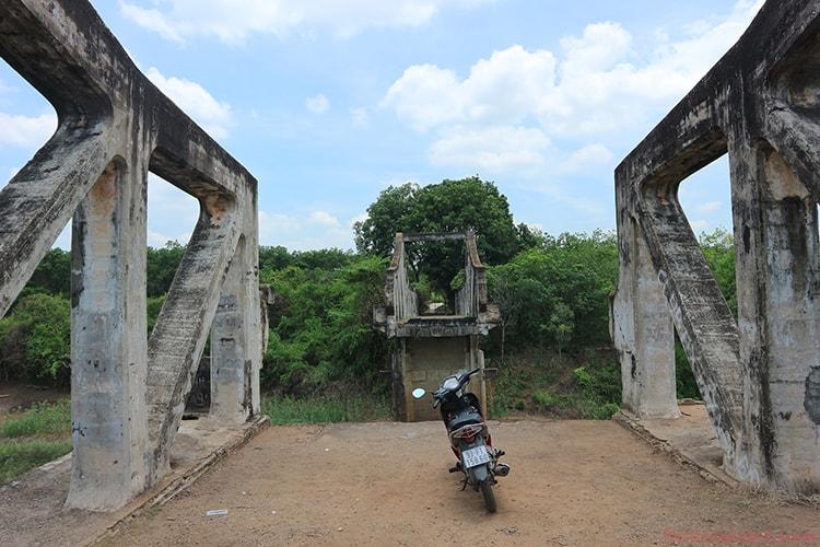 Cầu Gãy - Địa điểm ghi dấu lịch sử trong cuộc chiến tranh chống thực dân Pháp