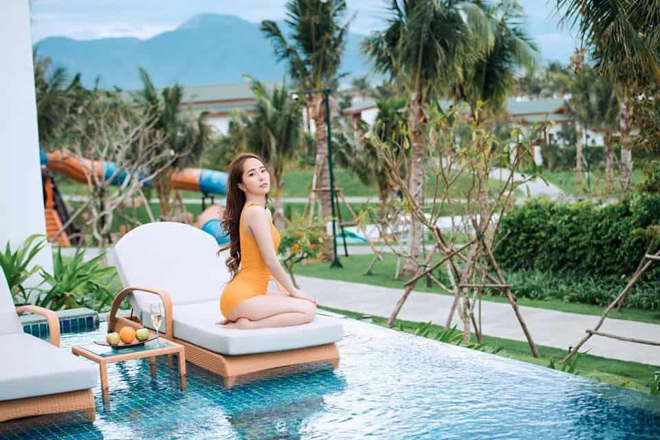 Địa điểm check-in tuyệt vời - Ảnh Fanpage Movenpick Resort Cam Ranh