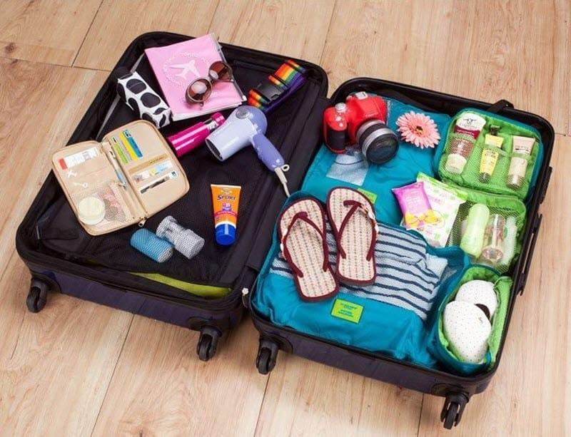 Chuẩn bị những gì khi đi du lịch?