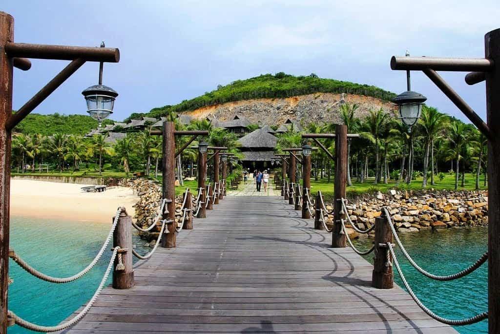 Vẻ đẹp hoang sơ nơi đảo Hòn Tằm