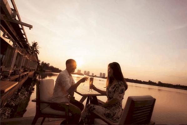 Những nơi không thể nào lãng mạn hơn ở Vũng Tàu thích hợp để hẹn hò