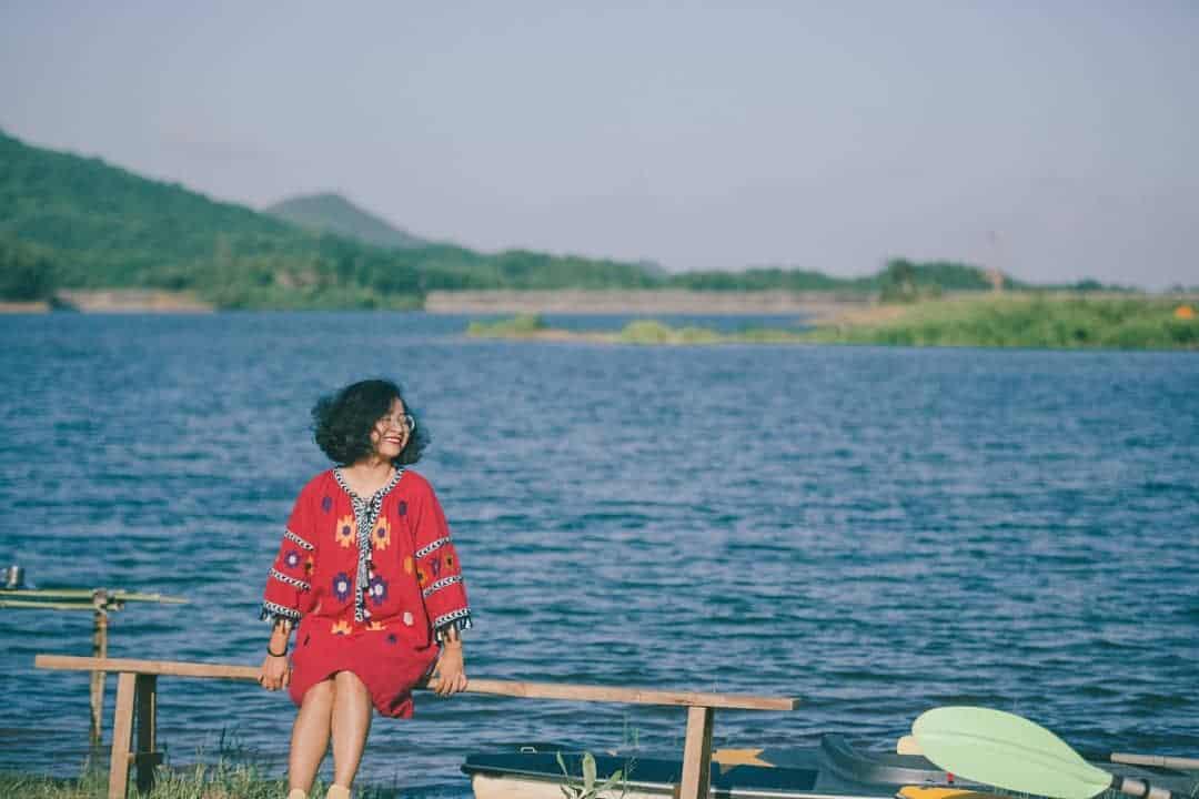 Hồ Hòa Trung. Hình: @_the_phan