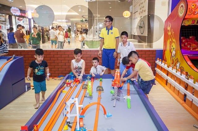 Khu vui chơi Tiniworld Đà Nẵng