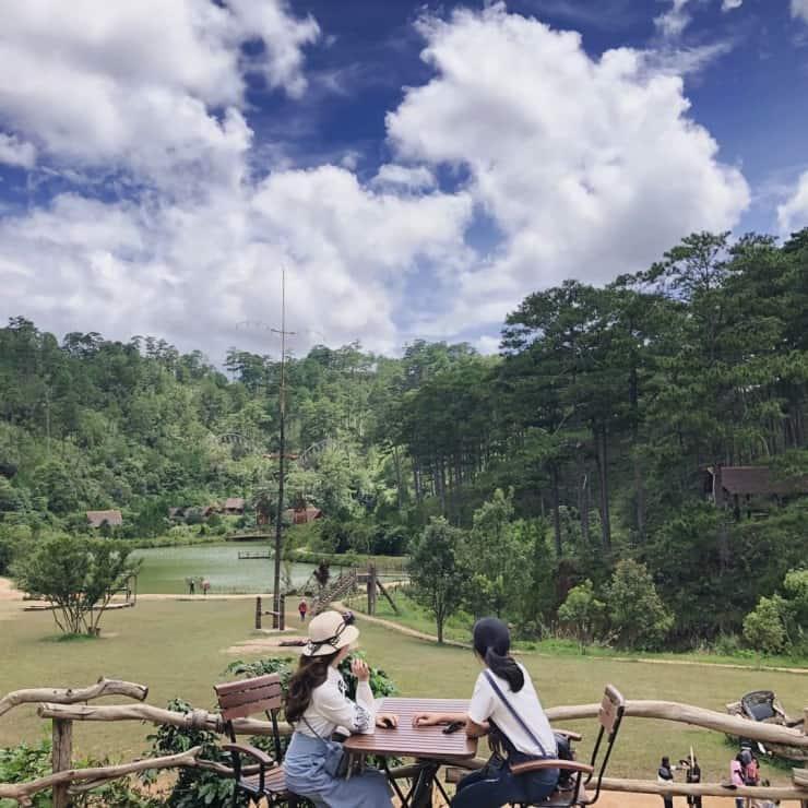 Làng Cù Lần - Ngôi làng sống ảo giữa núi rừng