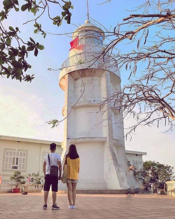 Hải Đăng địa điểm quen thuộc là biểu tượng của thành phố biển Vũng Tàu được ưa thích