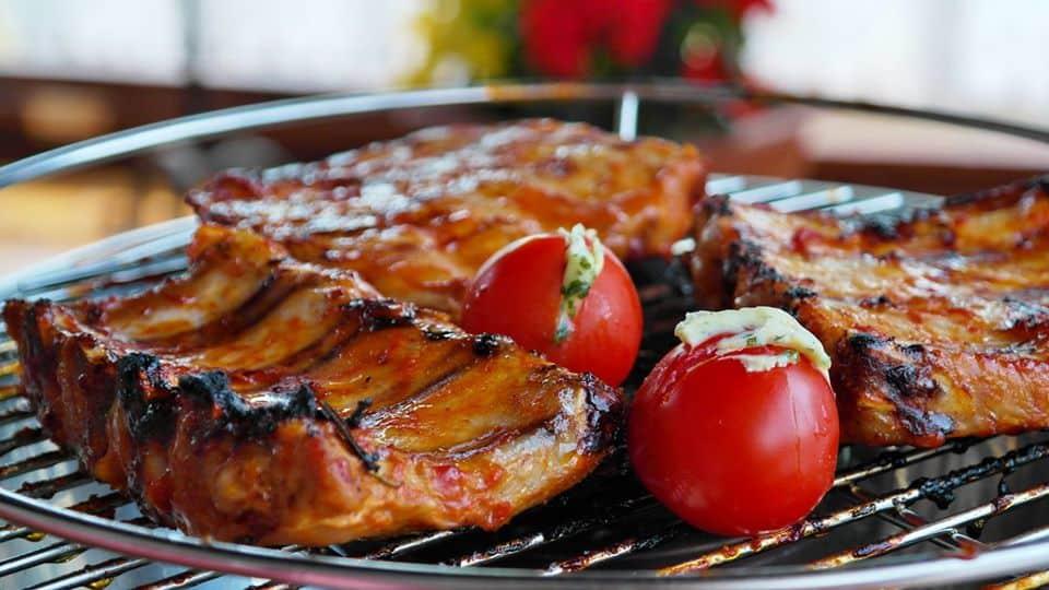 Thưởng thức món ngon đến từ nền ẩm thực thế giới ở nhà hàng Sunrise