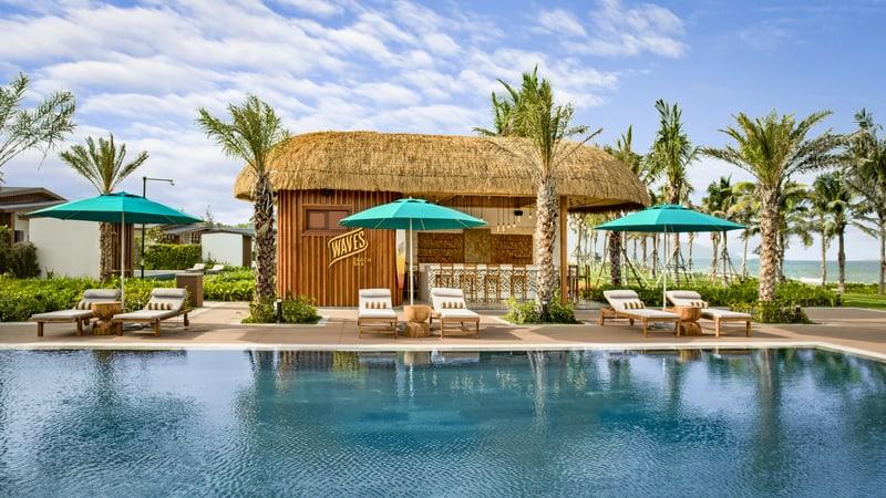 Đến Radisson Blu Resort Cam Ranh tận hưởng kỳ nghỉ dưỡng thiên đường