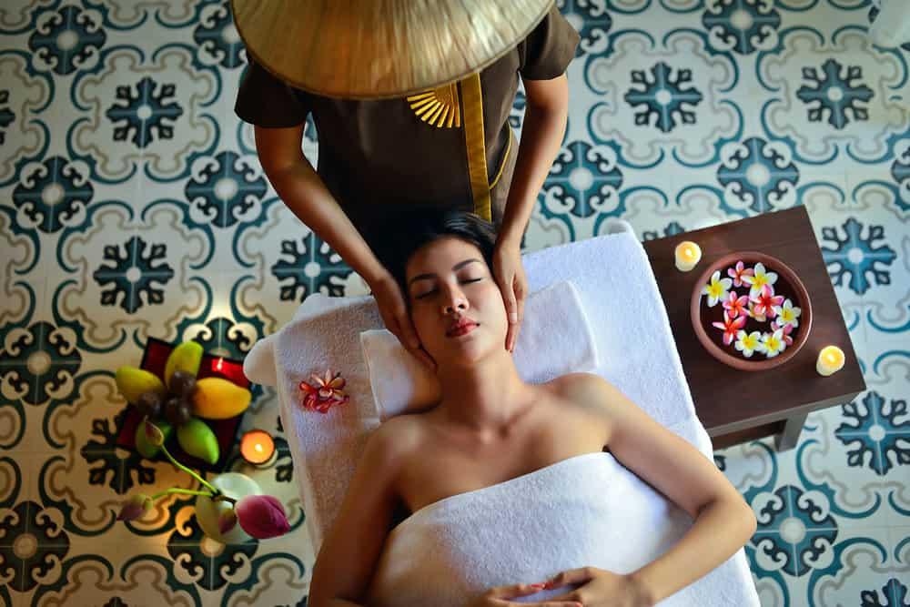 Tận hưởng phương pháp trị liệu và làm đẹp tại Spa Sri Mara