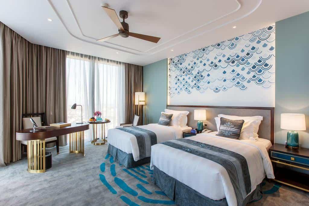 Phòng nghỉ tại Vinpearl Hotel Hue