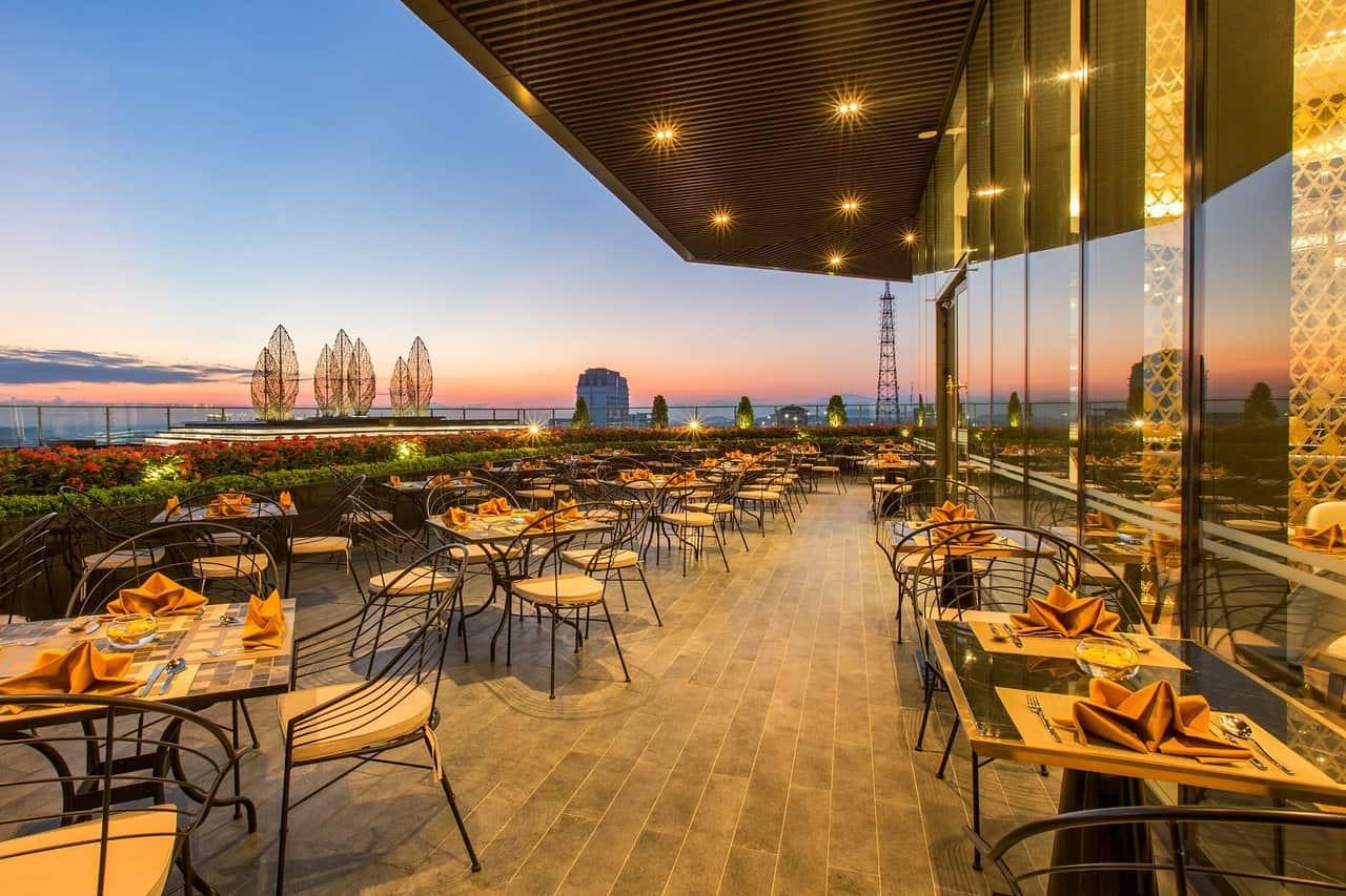 Nhà hàng ngoài trời