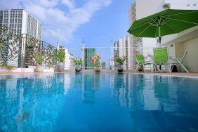 Gợi ý những khách sạn 3 sao có hồ bơi ở Nha Trang lý tưởng cho mùa hè này