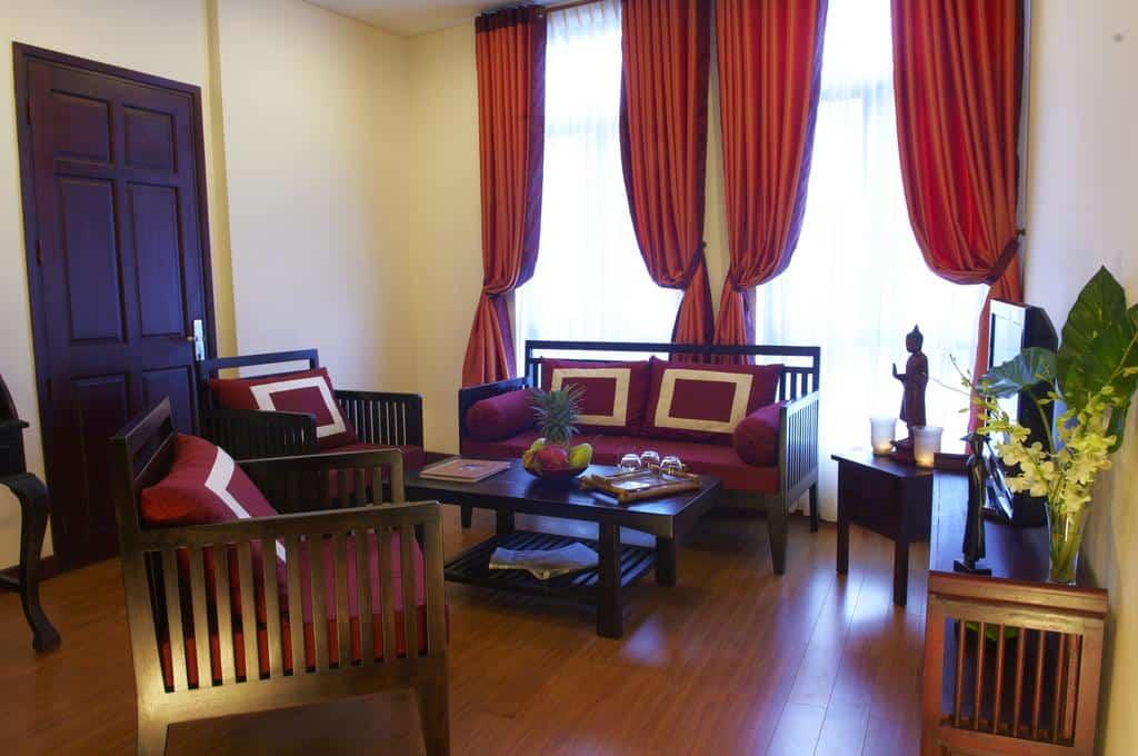 Du khách sẽ có thời gian nghỉ ngơi ấm áp như ở nhà