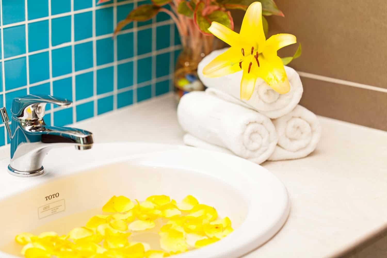 Từng chi tiết nội thất được khách sạn chăm chút để mang lại trải nghiệm tốt nhất cho du khách