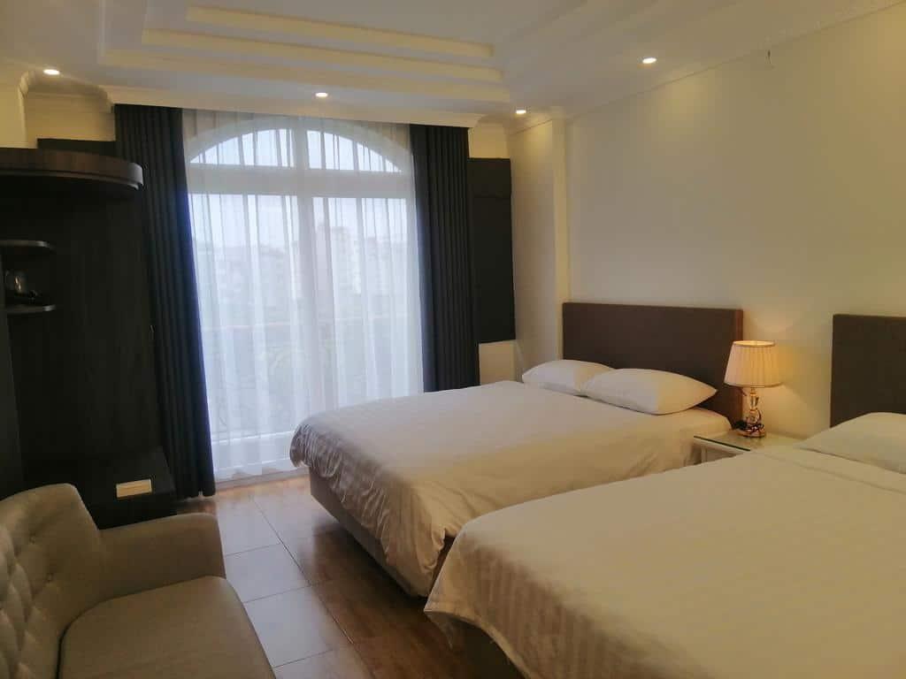 Phòng ngủ đôi của Sao Mai Cosy Nest