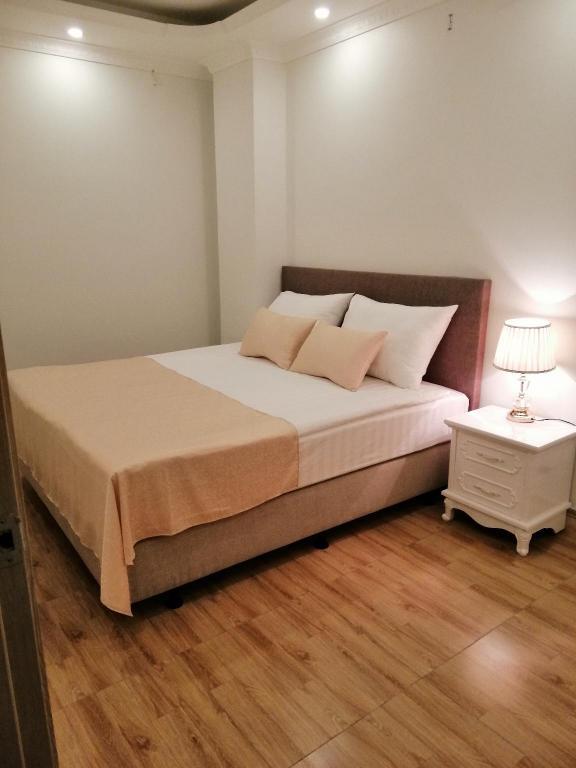 Đúng với tên gọi Cosy Nest, phòng nghỉ tại đây có thiết kế ấm cúng