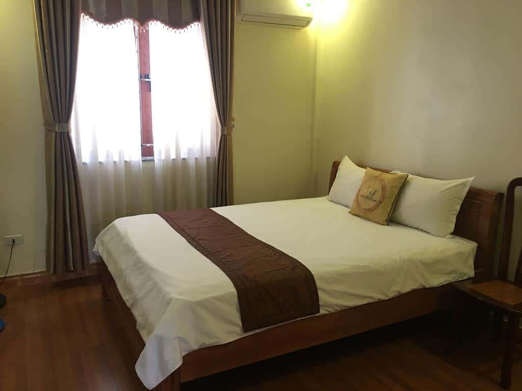 Tiện nghi một căn phòng của HAAP Viet Travel Hotel