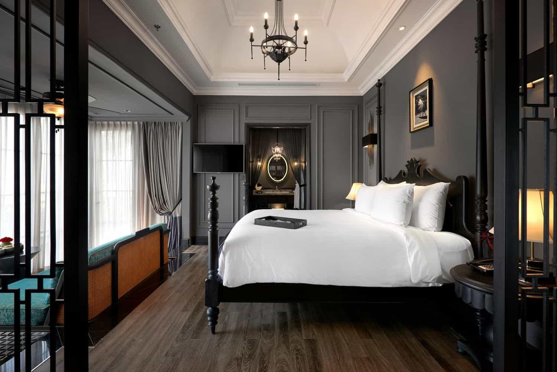 Các chi tiết nội thất đều thể hiện sự tinh xảo và tinh tế