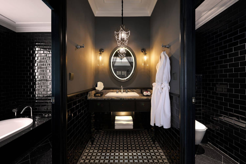 Phòng tắm thiết kế độc đáo