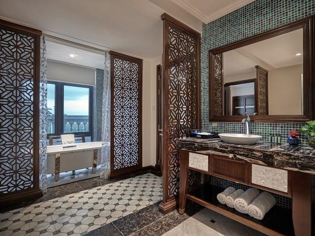 Từng chi tiết trong thiết kế đều được chăm chút để mang đến cảm giác thoải mái nhất cho du khách
