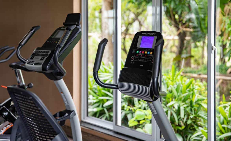 Phòng Gym giúp duy trì thói quen luyện tập của du khách. Nguồn ảnh: hiddencharmresort.com