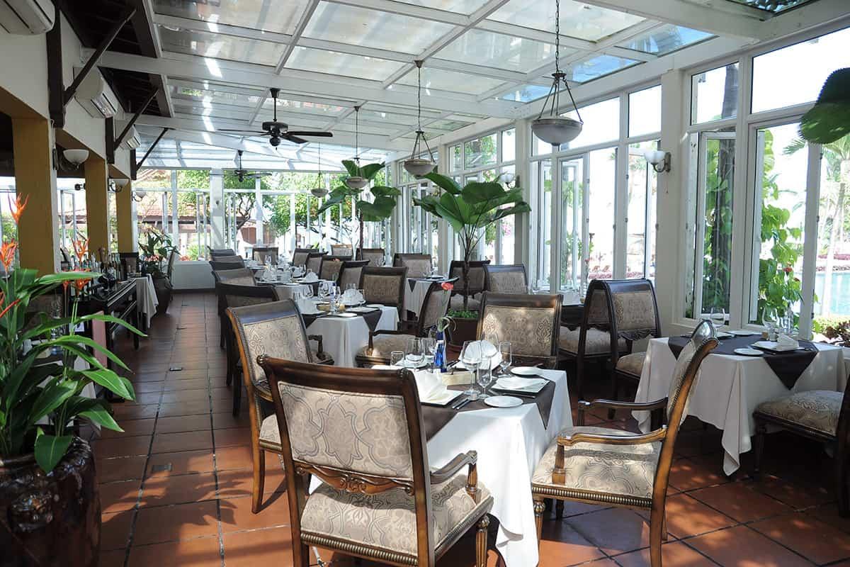 Du khách như lạc vào nước Ý bên trong nhà hàng Don Cipriani's