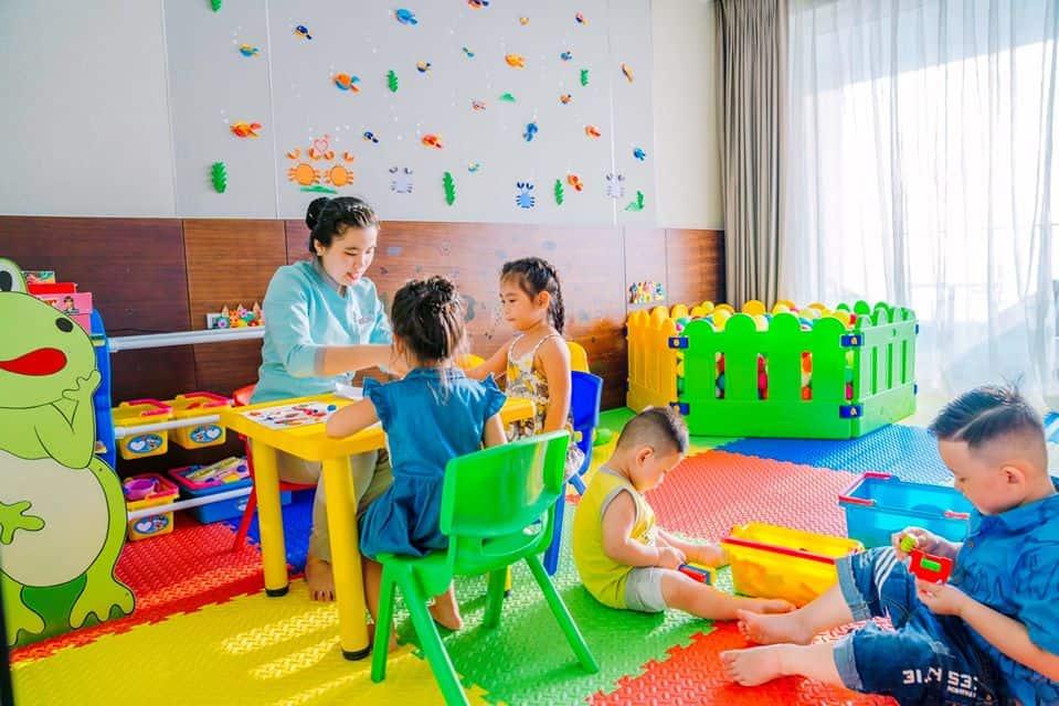Các dịch vụ vui chơi hấp dẫn dành cho trẻ em