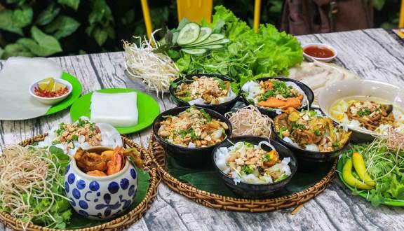 Cả một thiên đường ẩm thực thu nhỏ ở Đà Nẵng - Ảnh ST