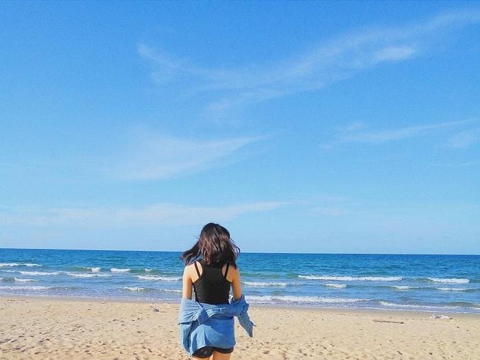 Mỹ Khê bãi biển với vẻ đẹp quyến rũ nhất hành tinh - Ảnh ST
