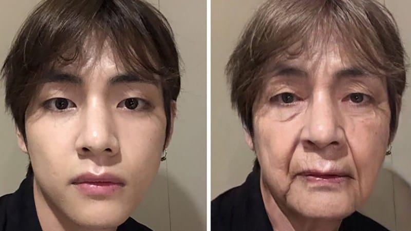 Khi già đi gương mặt sẽ trông như thế nào? Thử ngay trên FaceApp - Nguồn ảnh: Internet
