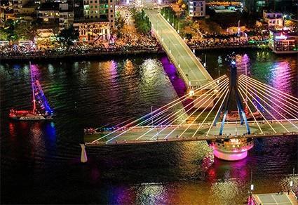 Cầu Xoay sông Hàn - Ảnh ST