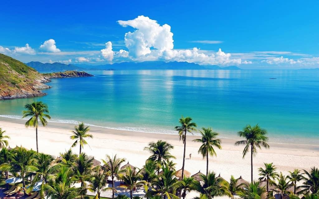 Đà Nẵng có nhiều bãi biển đẹp - Nguồn ảnh: Internet