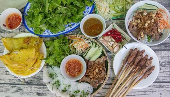 Đà Nẵng có đặc sản hấp dẫn - Nguồn ảnh: Internet